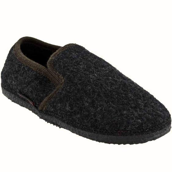 Giesswein Andau Loafer Charcoal (Unisex)