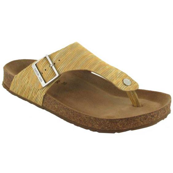 Haflinger Conny Yellow 819018-1558 (Women's)