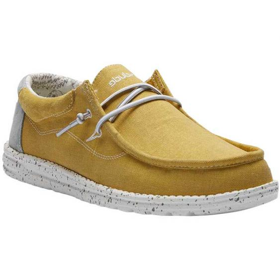 Hey Dude Wally Flow Misted Yellow 112306012 (Men's)