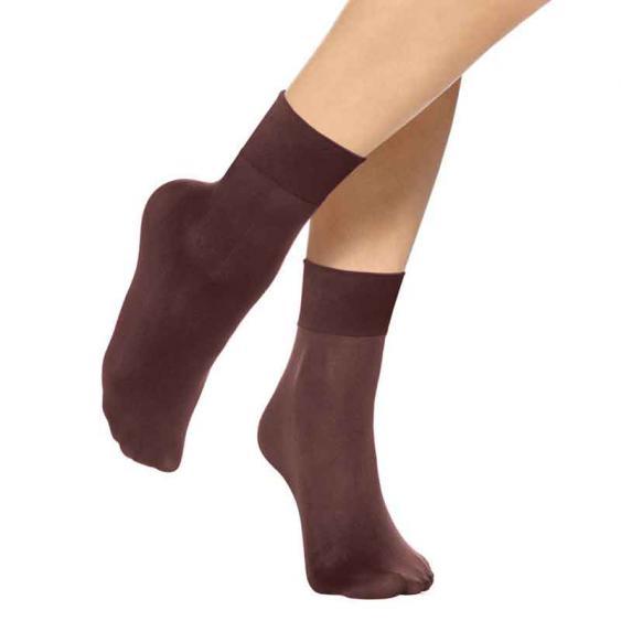 Hue Simply Skinny Sock Espresso U17116-207 (Women's)