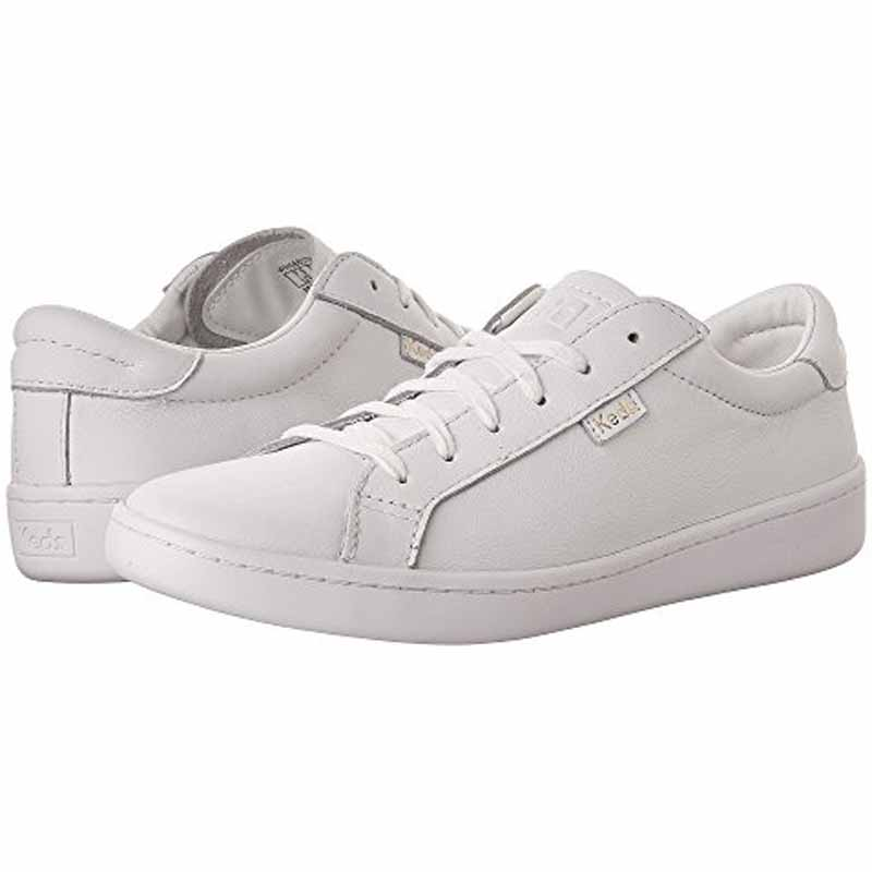 Keds Ace Leather White / White WH56857
