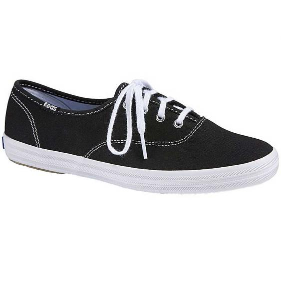 Keds Champion Originals CVO Black/ White WF34100 (Women's)