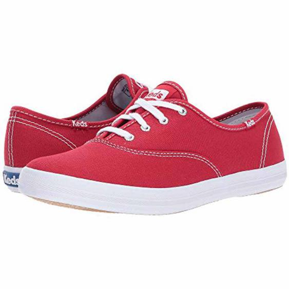 Keds Champion Canvas Red WF31300 (Women's)