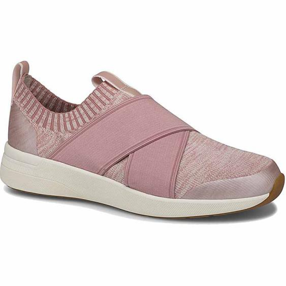 Keds Studio Jumper Knit Lt Pink WF59083 (Women's)