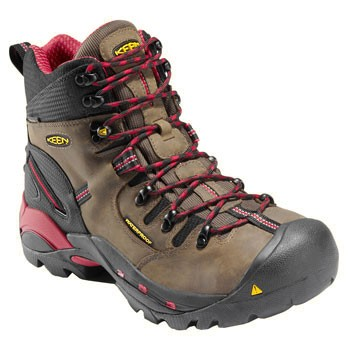 Keen Utility Pittsburgh Steel Toe Bison 1007024 (Men's)