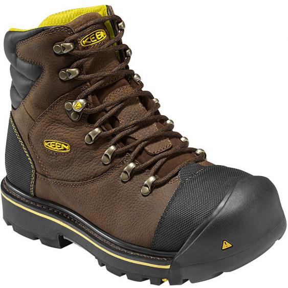Keen Utility Milwaukee 6 inch Slate Black 1007976 (Men's)