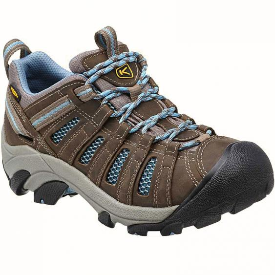 Keen Voyageur Low Brindle / Alaskan Blue 1011523 (Women's)