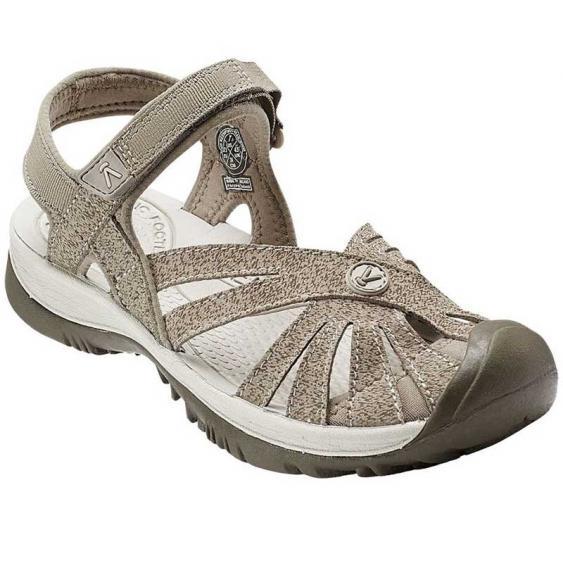 Keen Rose Sandal Brindle/ Shitake 1016729 (Women's)
