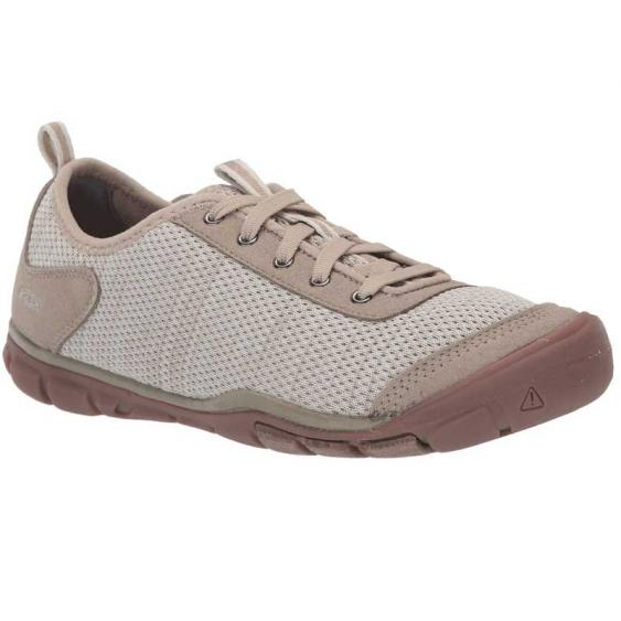 Keen Hush Knit Plaza Taupe/Silver Birch 1020373 (Women's)