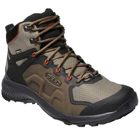 Keen Explore Mid WP Canteen/ Brindle 1021606 (Men's)