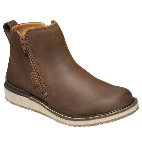Keen Bailey Ankle Zip Veg Brown 1021783 (Women's)