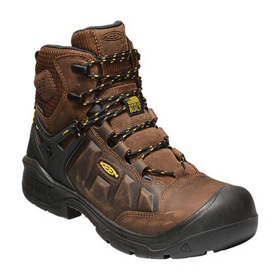 Keen Utility Dover 6'' WP Dark Earth/ Black 1021467 (Men's)