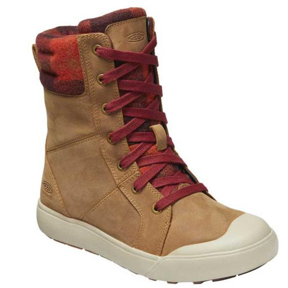 Keen Elena Boot Thrush/ Plaid 1022040 (Women's)