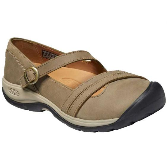 Keen Presidio II Cross Strap Timberwolf/ Plaza Taupe 1022885 (Women's)