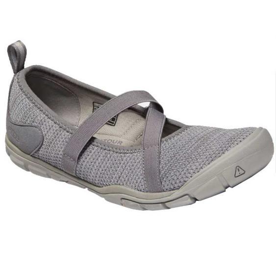 Keen Hush Knit MJ CNX Steel Grey/ Drizzle 1022854 (Women's)