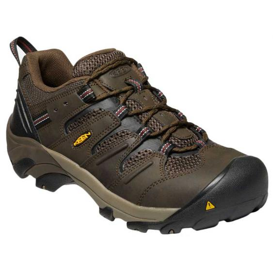 Keen Utility Lansing Low ST Cascade Brown 1023205 (Men's)