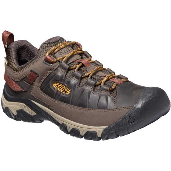 Keen Targhee III WP Mulch/ Sunflower 1024048 (Men's)