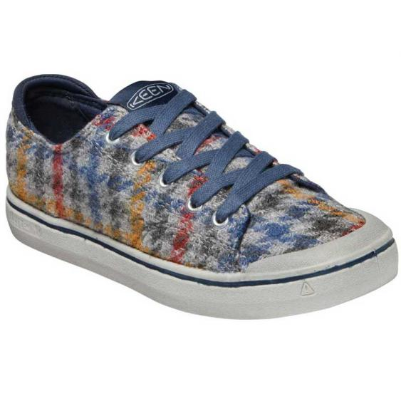 Keen Elsa IV Sneaker Grey Multi/White 1023794 (Women's)