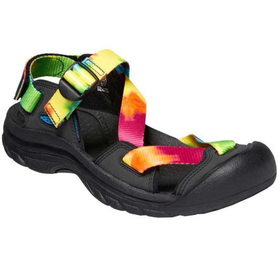 Keen Zerraport II Sandal Multi/Black 1024702 (Women's)