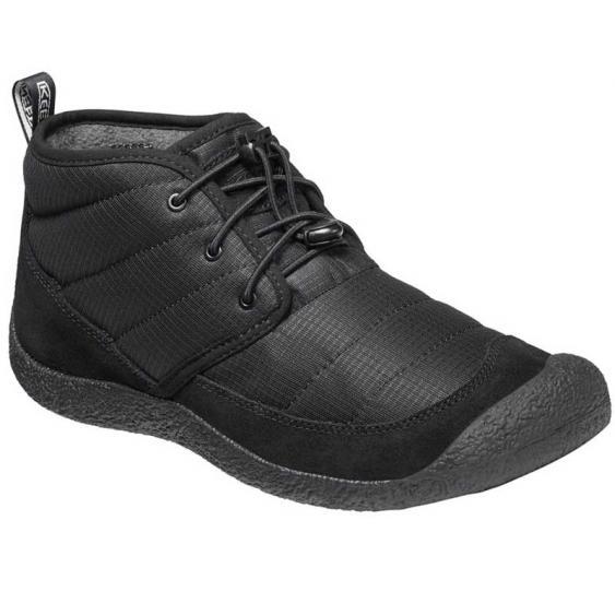 Keen Howser II Chukka Black/ Black 1023815 (Men's)