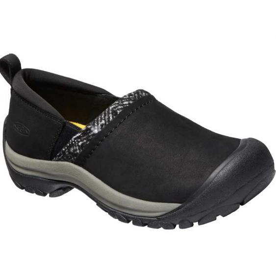 Keen Kaci II Winter Slip-On Black/ Steel Grey 1025448 (Women's)