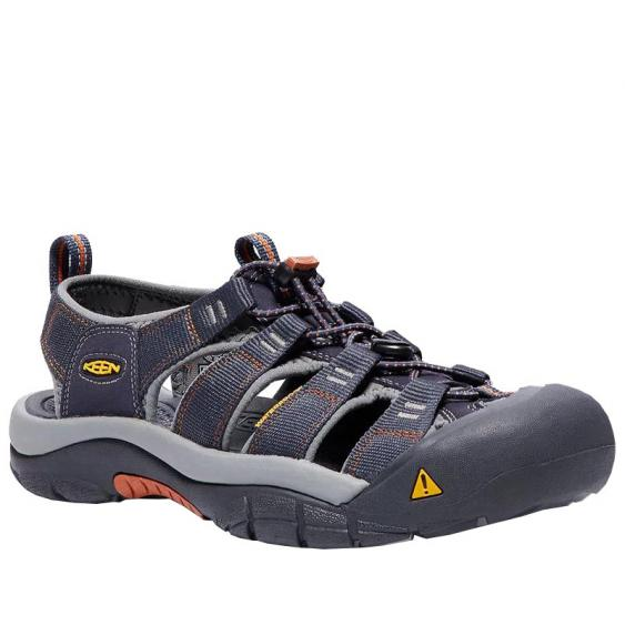 Keen Newport H2 India Ink/ Rust 1001931 (Men's)