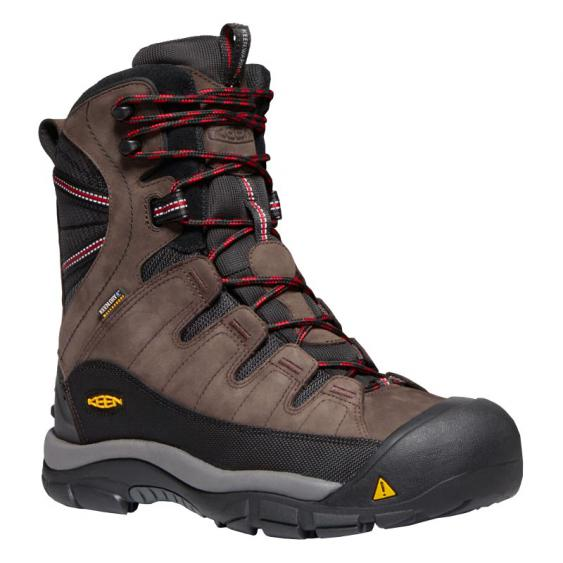 Keen Summit County Mulch/ Black 1021882 (Men's)