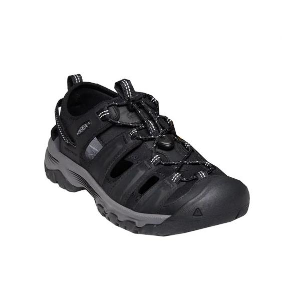 Keen Targhee III Sandal Black/ Grey 1022426 (Men's)
