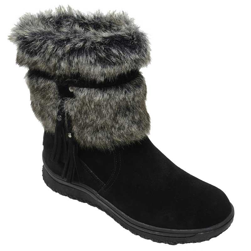 80080 /& 80083 Minnetonka Women/'s Everette Suede Boot