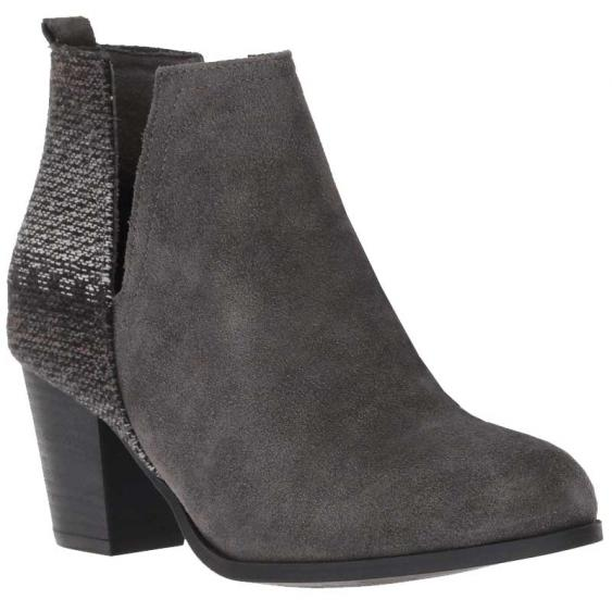 Minnetonka Mari Charcoal 81045 (Women's)