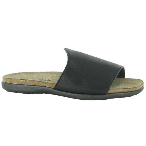 Naot Skylar Soft Black Leather 7455-BA6 (Women's)