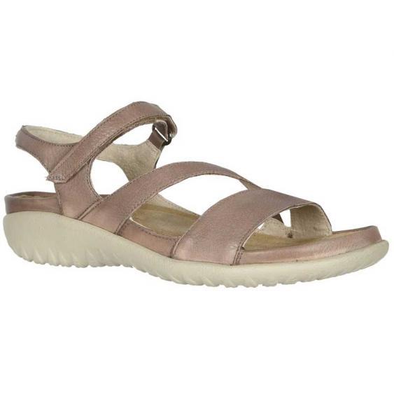 Naot Etera Soft Stone Leather 11111-H62 (Women's)