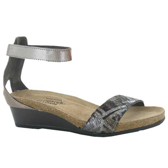 Naot Pixie Mixed Metallic Leather/ Radiant Copper Leather/ Silver Threads Leather 5016-SKQ (Women's)