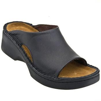 Naot Rome Black Matte Leather 67820-034 (Women's)
