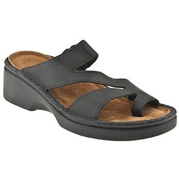 Naot Monterey Black Matte Leather 67830-034 (Women's)