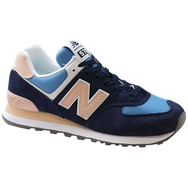 new balance women's 574 blue