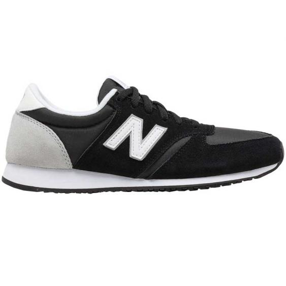New Balance 420 Black/Silver/White WL420CRB (Women's)