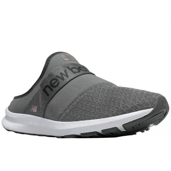 New Balance FuelCore Nergize Mule Castlerock/ Oyster Pink/ Magnet WLNRMLC1 (Women's)