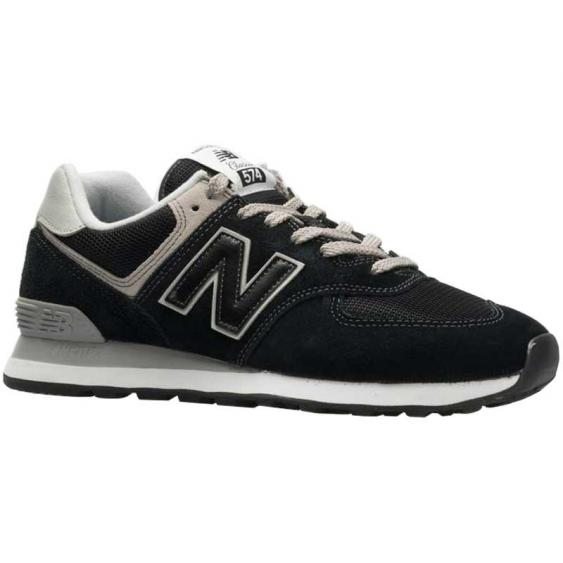 New Balance 574 Core Black/ Black ML574EGK (Men's)