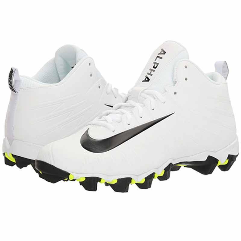 Nike Menace Shark White / Black 878122