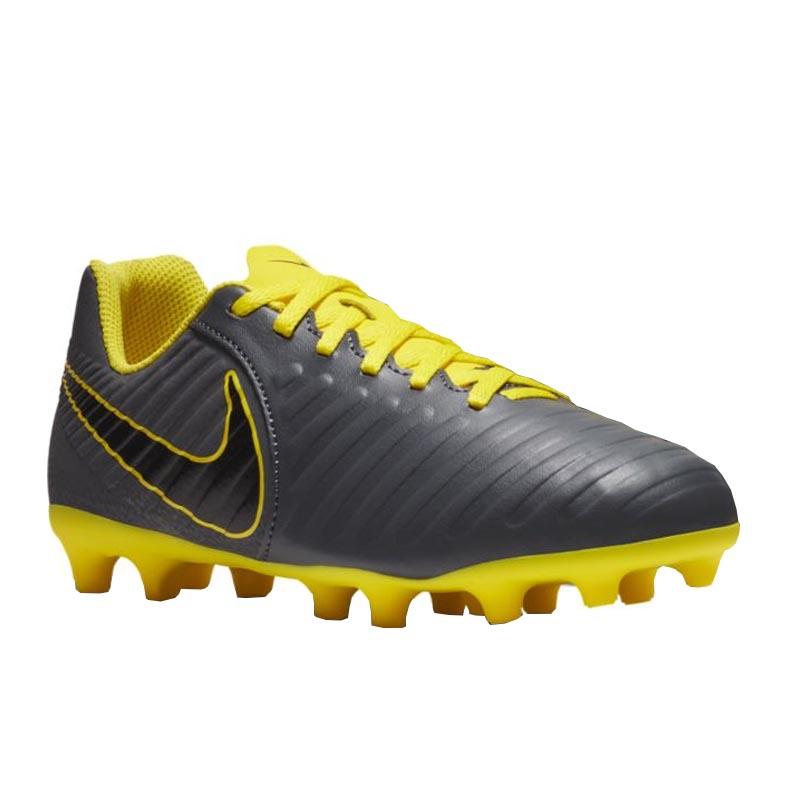 Nike JR Legend 7 Club MG Grey/ Yellow