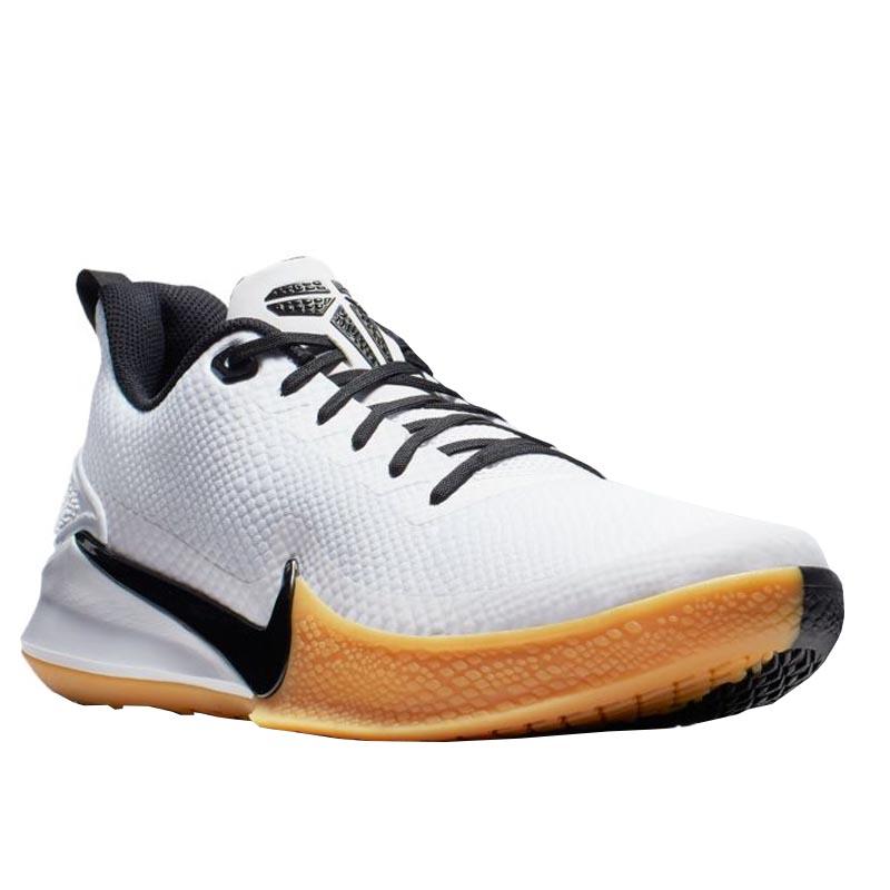 Nike Mamba Focus AJ5899-100 White Black Gum Men/'s Kobe Basketball Shoes NEW!