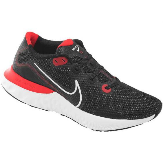 Nike Renew Run Black/White/University Red CK6357-005 (Men's)