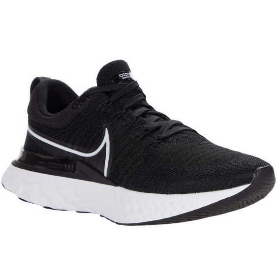 Nike React Infinity Run Flyknit 2 Black/White/Iron Grey CT2357-002 (Men's)