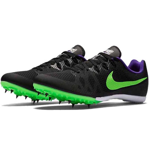 Nike Zoom Rival M 8 Black / Fierce Purple 806555-035 (Unisex)