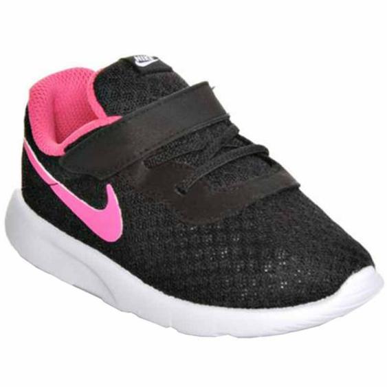 Nike Tanjun Black / Pink 818386-061 (Infant)