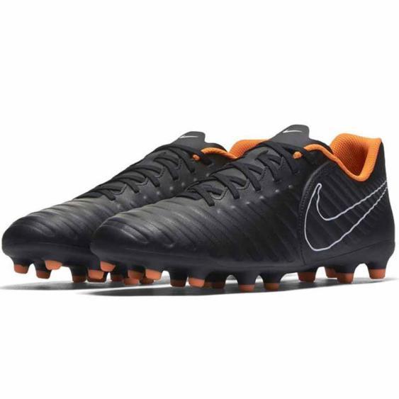 Nike Tiempo Legend 7 Club Black / Orange AH7251-080 (Men's)