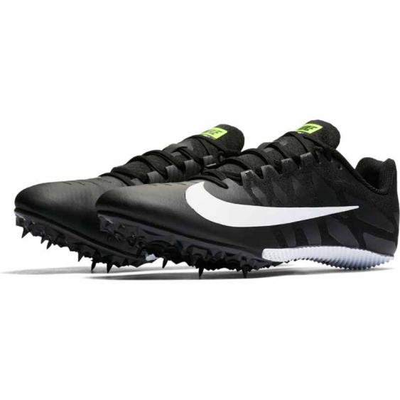 Nike Zoom Rival S 9 Black / White / Volt 907564-017 (Unisex)