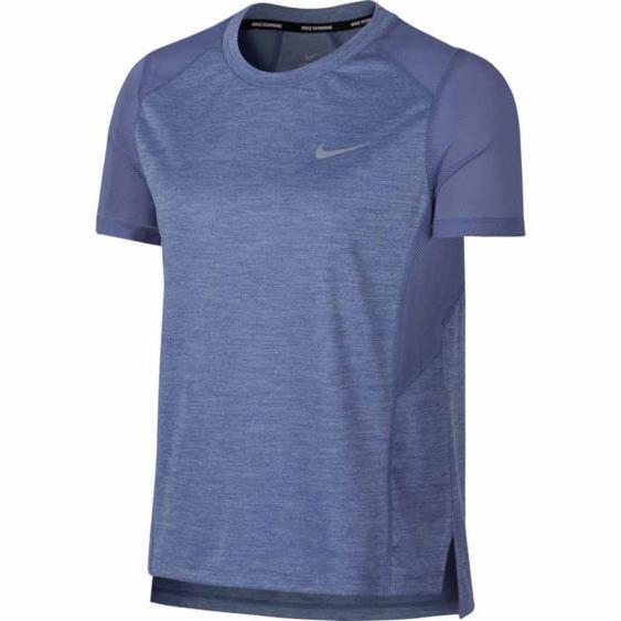 Nike Miler SS Tee Purple / Slate 932499-523 (Women's)