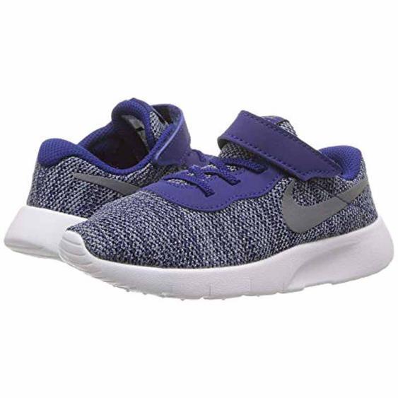 Nike Tanjun Blue / Grey 818383-405 (Infant)